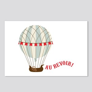 Au Revoir! Postcards (Package of 8)