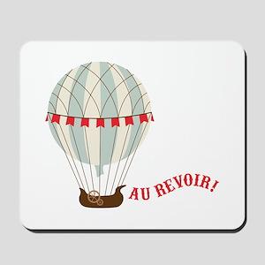 Au Revoir! Mousepad
