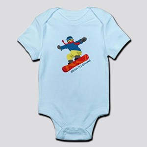Born To Shred Body Suit