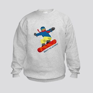 Born To Shred Sweatshirt