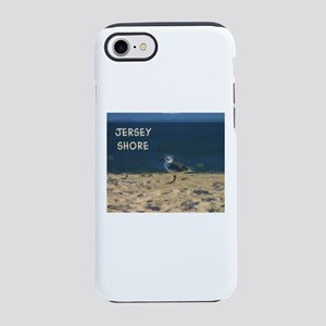 Jersey Shore Sea Gull iPhone 7 Tough Case