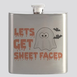 Let's Get Sheet Faced Flask