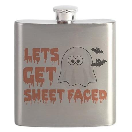 Let's Get Sheet Faced Flask