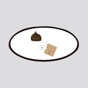 Smores Snack Patches