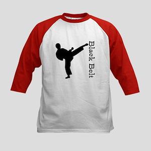 Martial Arts Kids Baseball Jersey
