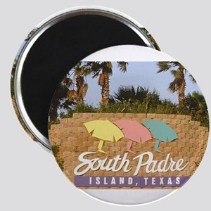 south padre island Magnet