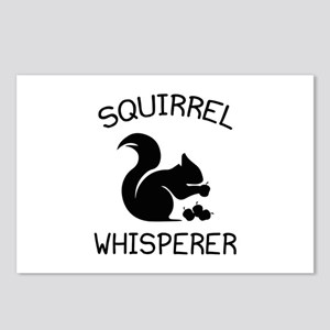 Squirrel Whisperer Postcards (Package of 8)