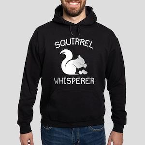 Squirrel Whisperer Hoodie (dark)