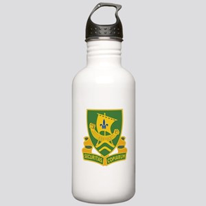 709th Military Police Stainless Water Bottle 1.0L