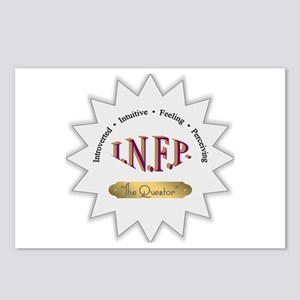 INFP Postcards (Package of 8)