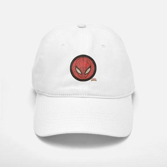 Spider-Girl Icon Vintage Baseball Baseball Cap