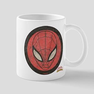 Spider-Girl Icon Vintage Mug