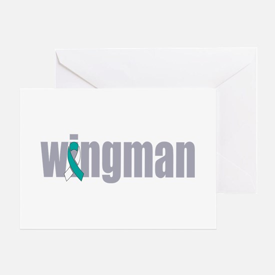 Wingman Greeting Card