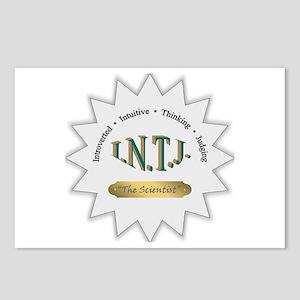 INTJ Postcards (Package of 8)