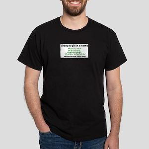 Unconscious Girls Dark T-Shirt