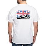 R3 Racing White T-Shirt