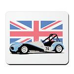 R3 Racing Mousepad
