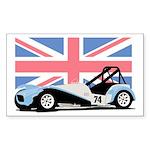 R3 Racing Sticker