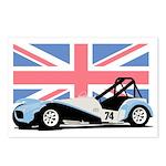 R3 Racing Postcards (Package of 8)