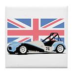 R3 Racing Tile Coaster