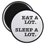 Eat A Lot, Sleep A Lot 2.25