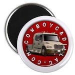 "Cowboy Cadillac 2.25"" Magnet (10 pack)"