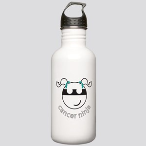 Cancer Ninja Stainless Water Bottle 1.0L