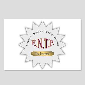 ENTP Postcards (Package of 8)