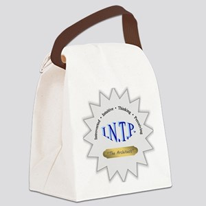 INTP Canvas Lunch Bag