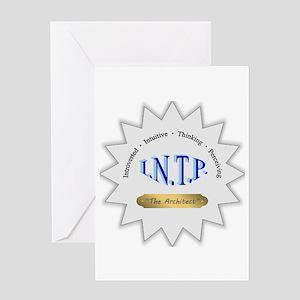 INTP Greeting Card