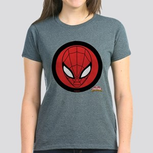 Spider-Girl Icon Women's Dark T-Shirt