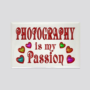 Photography Passion Rectangle Magnet
