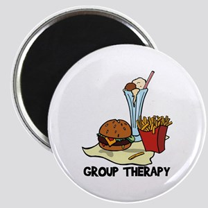Food Group Therapy Magnet