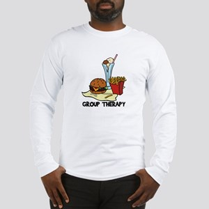 Food Group Therapy Long Sleeve T-Shirt