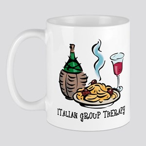 Italian Group Therapy Mug