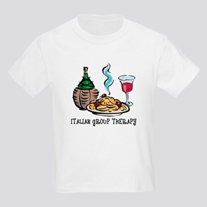 Italian Group Therapy Kids Light T-Shirt