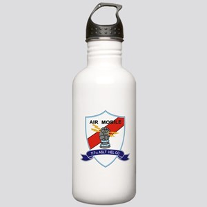 117th Assault Helicopt Stainless Water Bottle 1.0L
