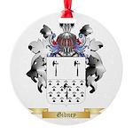 Gibney Round Ornament
