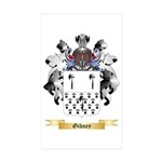 Gibney Sticker (Rectangle 50 pk)