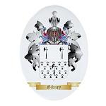 Gibney Ornament (Oval)