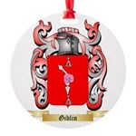Giblin Round Ornament