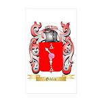 Giblin Sticker (Rectangle 50 pk)
