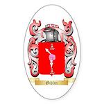 Giblin Sticker (Oval)