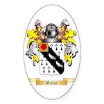Giblin 2 Sticker (Oval)