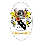 Giblin 2 Sticker (Oval 10 pk)