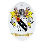 Giblin 2 Ornament (Oval)