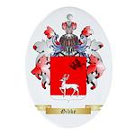 Gibke Ornament (Oval)