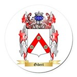 Gibert Round Car Magnet