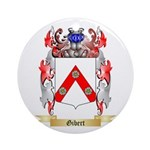 Gibert Ornament (Round)