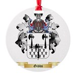 Gibbs Round Ornament
